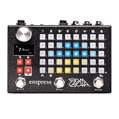 Empress Effects ZOIA Modular Synthesizer Pedal • 357.07£