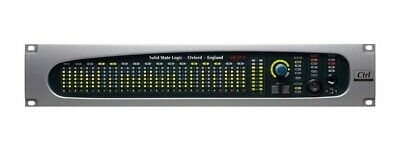 New Version SSL Sigma 2 Delta Remote Controlled 16 Channel Analog Summing Mixer • 3,629.18£