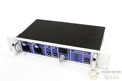Rme Fireface Uc Supports Sample Rates Up 192Khz Sf159 • 1,624.18£