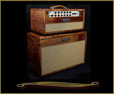 Mesa Boogie Private Reserve Lone Star Head And Matching 2x12 Cabinet In Sapele W • 5,510.85£