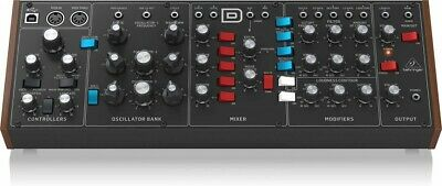 NEW Behringer MODEL D Analog Synthesizer From JAPAN • 355.90£