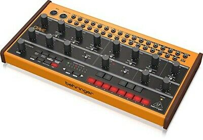 Crave Analogue Semi-Modular Synthesizer And Sequencer Behringer • 220.85£