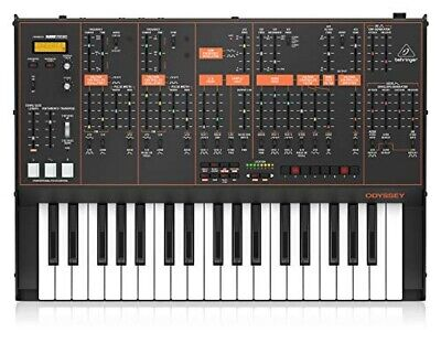 Beringer 37-key Analog Synthesizer ODYSSEY • 682.69£