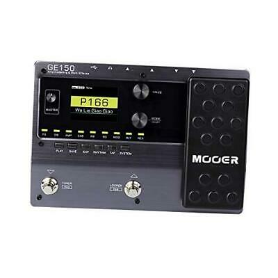MOOER GE150 Electric Guitar Amp Modelling Multi Effects Pedal  • 246.79£