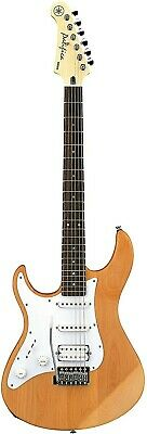 Yamaha Pacifica PAC112JL YNS Left Handed Yellow Natural Satin Electric Guitar  • 475.82£