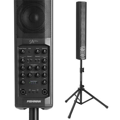 Fishman - SA330x Performance Audio System - Portable PA System With Carry Bag  - • 899£