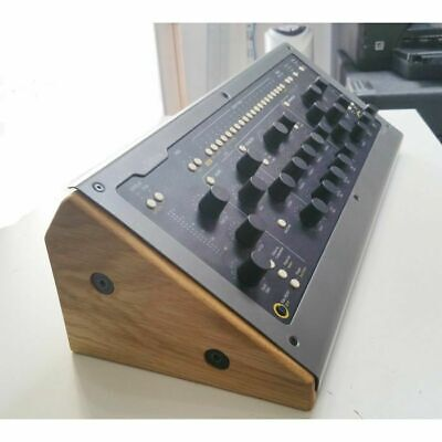Synths & Wood Solid Oak End Cheeks Stand For Softube Console 1 Mk1 & MK2 Cont... • 45.99£