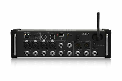 Midas 12-Input Digital Mixer For IPad/Android Tablets With 4 MIDAS PRO Preamp... • 553.90£
