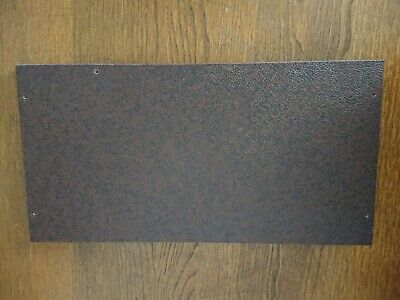 Marshall AS50R ACOUSTIC SOLOIST Guitar Amplifier Amp Back/Rear Panel Cover