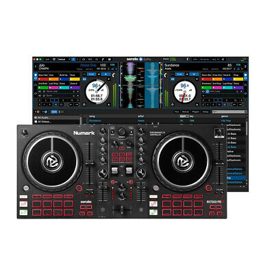 Numark Mixtrack Pro FX With Serato DJ PRO (Download) • 332£
