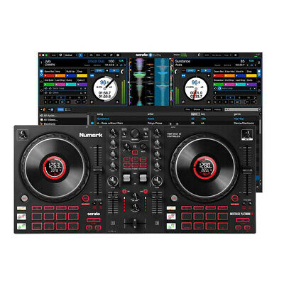 Numark Mixtrack Platinum FX With Serato DJ PRO (Download) • 360.50£