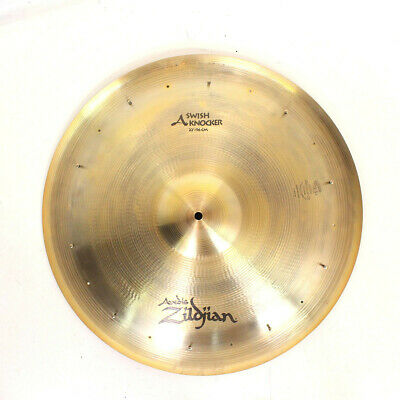 Zildjian A 22 Swish Knocker With Rivets Inches • 235.62£