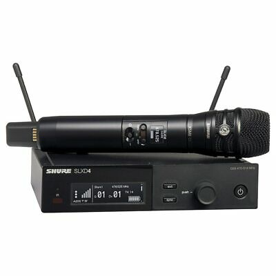 SHURE SLXD24/K8B-J52 Wireless Vocal System With KSM8 • 815.47£