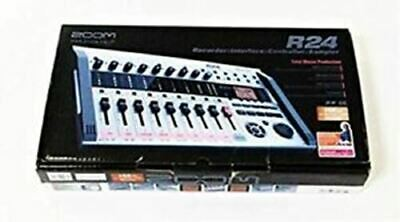 IN HAND ZOOM R24 Digital Multitrack Recorder 24-track Simultaneous Playback JP • 278.58£