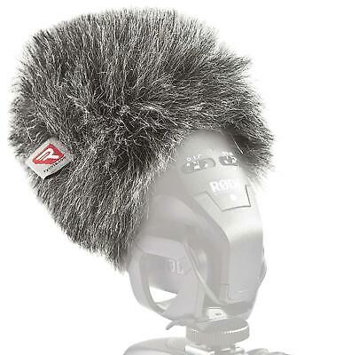 Rycote 055430 Mini Windjammer For Rode Stereo Videomic Pro • 43.89£