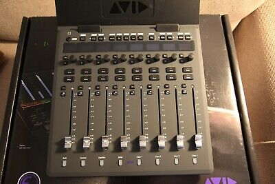 Avid S1 Control Surface For Pro Tools Etc • 800£