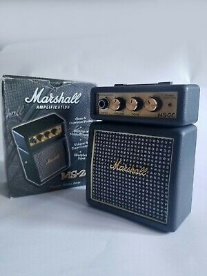 Marshall MS2-C Micro Amp - Grey, Unused.  • 22.50£