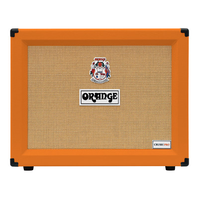 Orange Amplifiers Crush Pro CR120C 120W 2x12 Guitar Combo Amp - Orange • 511.62£