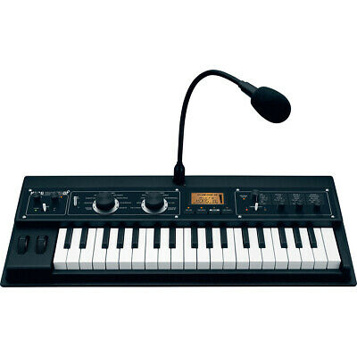 Korg MicroKORG XL+ Synthesizer With Vocoder (RRP  £450) Drop Ship • 399£