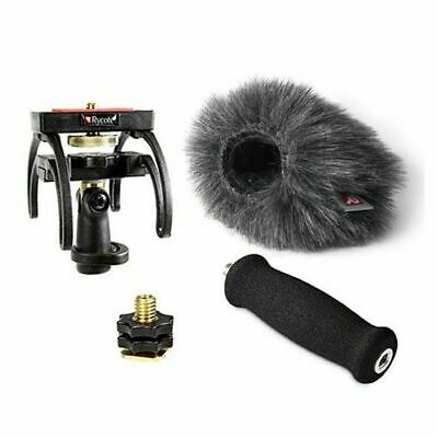 Rycote Audio Kit 046029 For Zoom H1N With Windjammer, Suspension, Adapters & ... • 111.02£