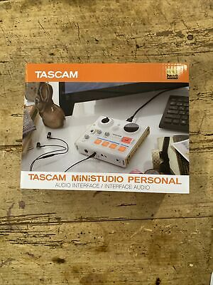 Tascam US-32 MiniStudio Personal Podcast Interface - New In Box • 61.52£