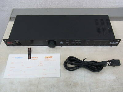 Dbx Speaker Processor Driverack Pa2/Repair Completed Second Hand • 368.17£