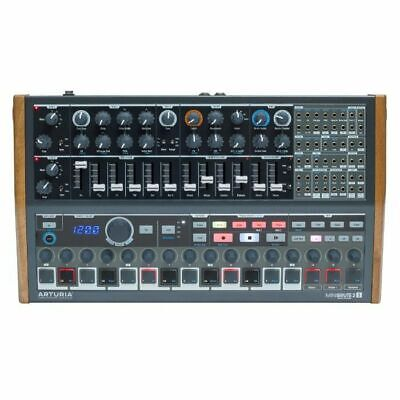 Arturia MiniBrute 2S Analogue Synthesizer & Sequencer Desktop Module • 396.82£