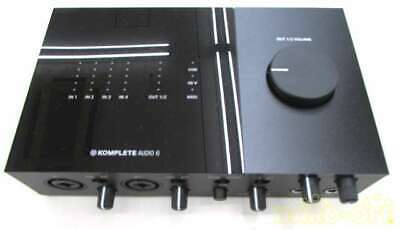 Native Instruments Komplete Audio 6 Mk2 6Ka07411913233A • 250.99£