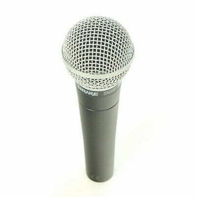 Shure Sm58S Used Microphone • 112.25£