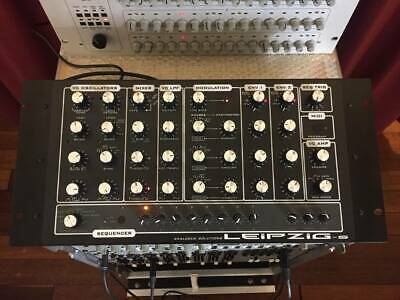 Analogue Solutions Leipzig-S Operation Has Been Confirmed Discon Rare 100V • 1,635.52£