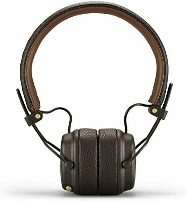 Marshall Wireless On-Ear Headphones Major III Bluetooth Brown • 153.61£