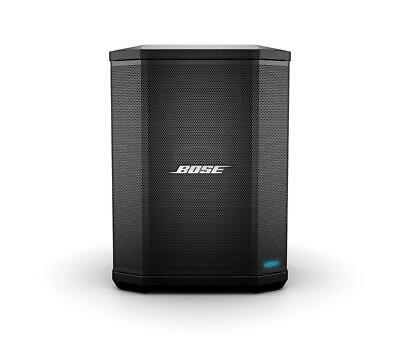 Bose S1 Pro Battery-Powered PA System, Built-In Mixer And Bluetooth - Quick Ship • 449.53£