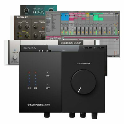 Used Native Instruments Komplete Audio 1 • 79.50£