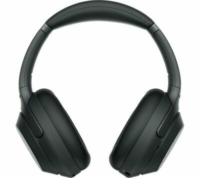 SONY WH-1000XM3 Wireless Bluetooth Noise-Cancelling Headphones - Black • 169£