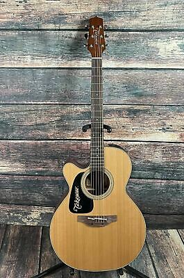 Takamine Left Handed P1NC LH Pro Series Acoustic Electric Guitar • 958.26£