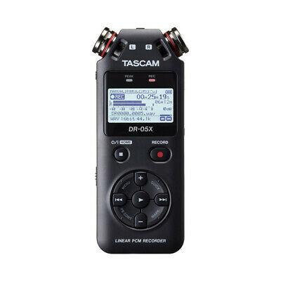 Used Tascam DR-05X • 95.50£