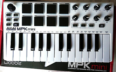 AKAI MPK Mini MK2  Full White  EPSILAB Edition Keyboard • 105.96£