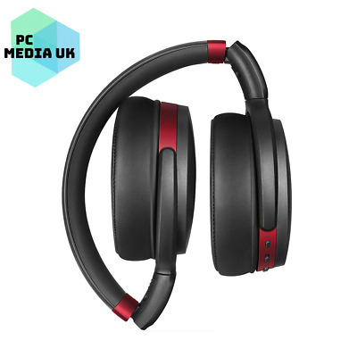Sennheiser HD 4.50R BTNC Over-Ear Wireless Headphones - Black/Red • 122.99£