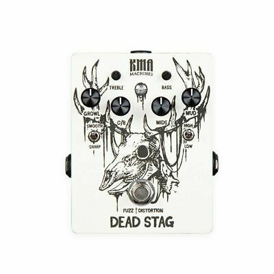 KMA Machines Dead Stag Fuzz/Distortion Pedal
