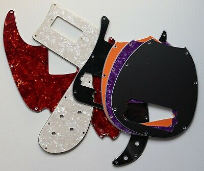 Pickguard for various Harley Benton bass models: many pickup and colour options