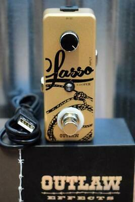 Outlaw Effects Lasso Looper Looping Guitar Effect Pedal • 64.40£