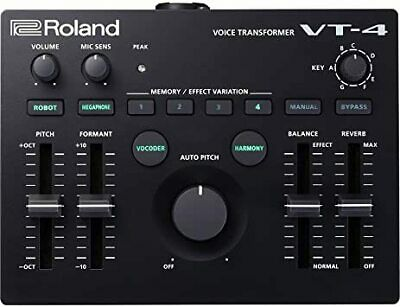 Roland Vt-4 Voice Transformer Trans Formers Aira God Machine In Vtuber • 344.73£