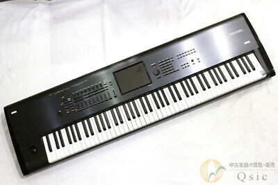 Korg Kronos 88 Keyboard Recommended For Those Who Compose Vg189 • 2,486.80£