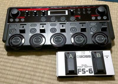 Boss Rc-505 Fs-6 Set Original Box Available • 795.99£