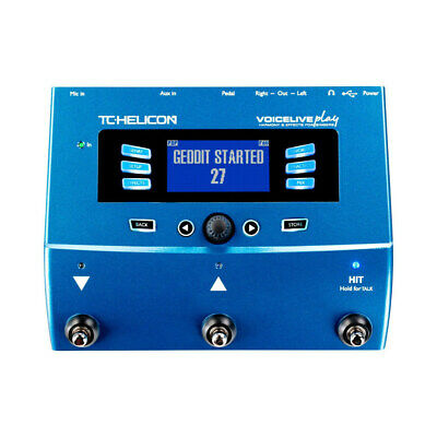 62133 Tc-Helicon Voicelive Play Vocal Effector • 506.63£