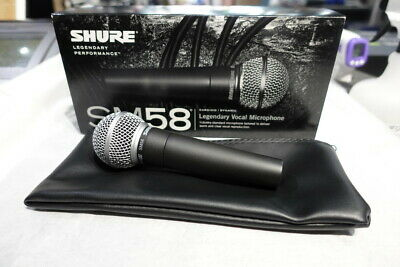 Shure Sm58-Lc Used • 148.62£