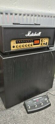 Marshall CODE100H Head Guitar Amp With Footswitch And Instructions  • 240£