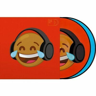 Serato Reversible Emoji Picture Disc #4 Thinking/Crying 12 Inch Control Vinyl... • 32.99£