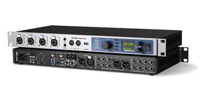 RME Fireface UFX+ 188-Channel, 24-Bit/192kHz USB & Thunderbolt Audio Interface • 2,097.68£
