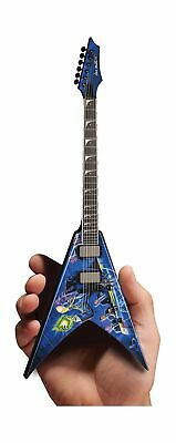 Axe Heaven Megadeth Dave Mustaine Rust In Peace Dean 1/4 Scale Guitar • 37.34£